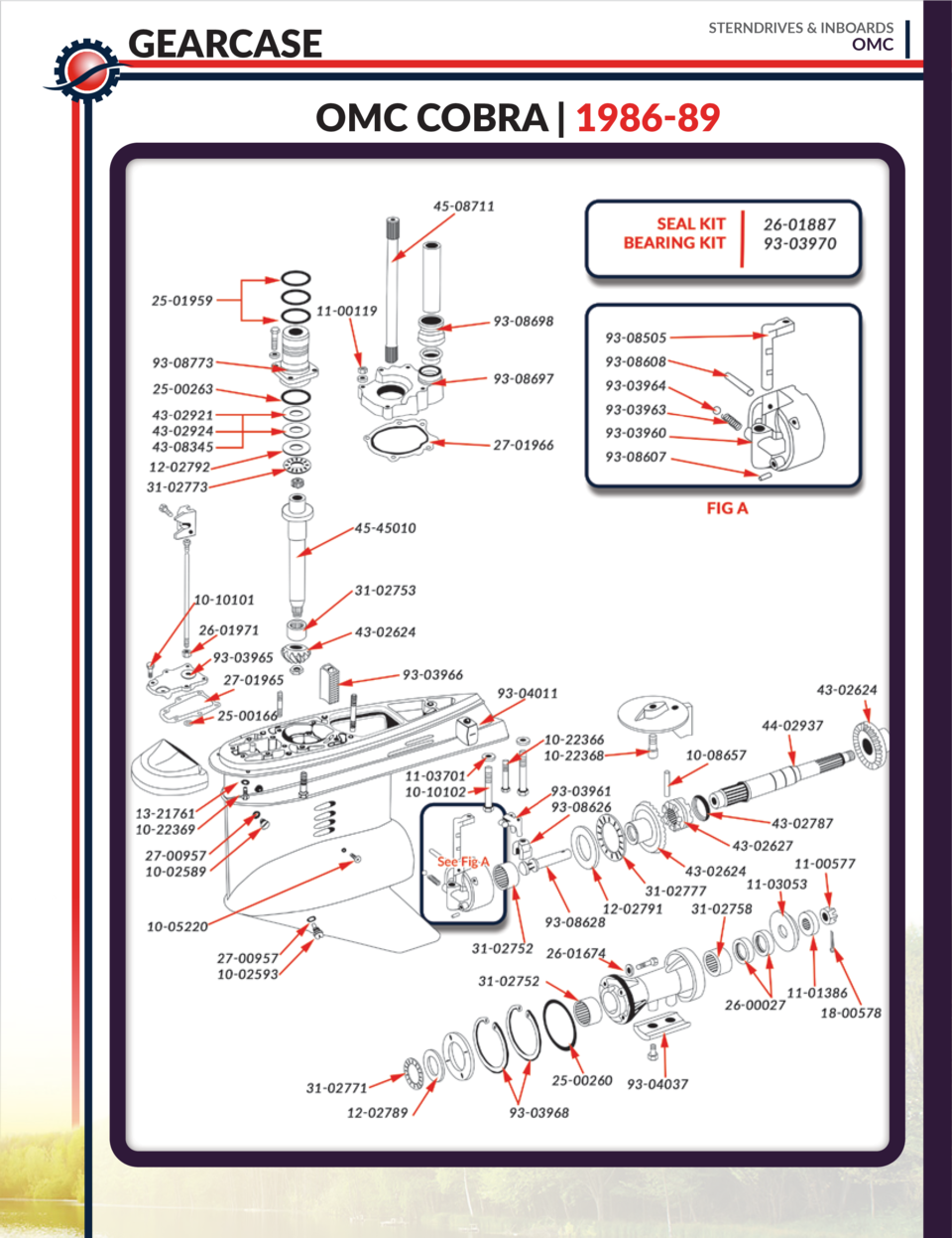 1989 omc 305 inboard wiring diagram omc catalog emp engineered marine products  omc catalog emp engineered marine